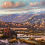 Brumbies on the Snowy Mountains