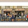 Cafe Paquito Timber Frame
