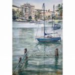 Chiswick – Original watercolour painting