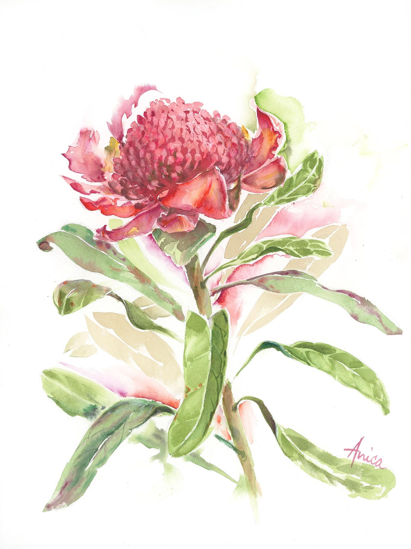 Flamin' Flora