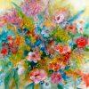 Flowers & Gumleaves Large