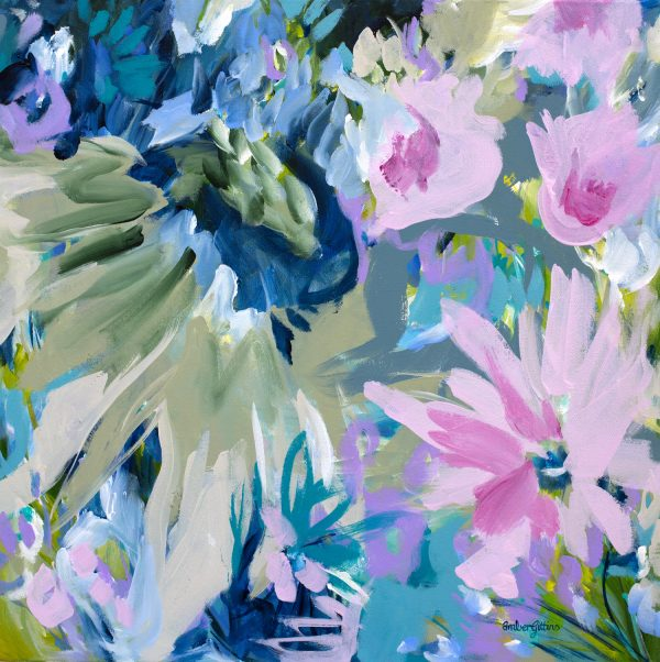 Flowers For You By Amber Gittins