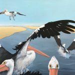 Not..Happy…Jan! Pelican Inlet