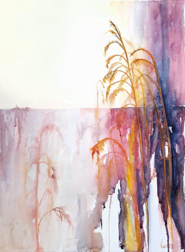 Lucinda Leveille Gold Grass