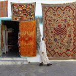 Rug Shop, Asilah, Morocco – Ltd Ed Print