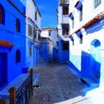 Magic Chefchaouen, Rif Mountains, Morocco – Ltd Ed Print
