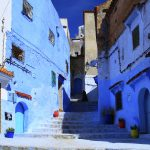 Magic Chefchaouen Rif Mountains Morocco-Ltd Ed Print