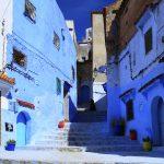 Magic Chefchaouen Rif Mountains Morocco  Ltd Ed Print