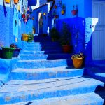 Postcard Chefchaouen, Rif Mountains, Morocco – Ltd Ed Print