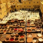 The Chouara Tannery in Fez, Morocco – Ltd Ed Print