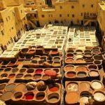 The Chouara Tannery in Fez, Morocco – Ltd Ed Print