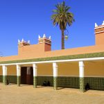 The Bahia Palace, Marrakesh, Morocco – Ltd Ed Print