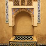 Moroccan Water Fountain – Ltd Ed Print