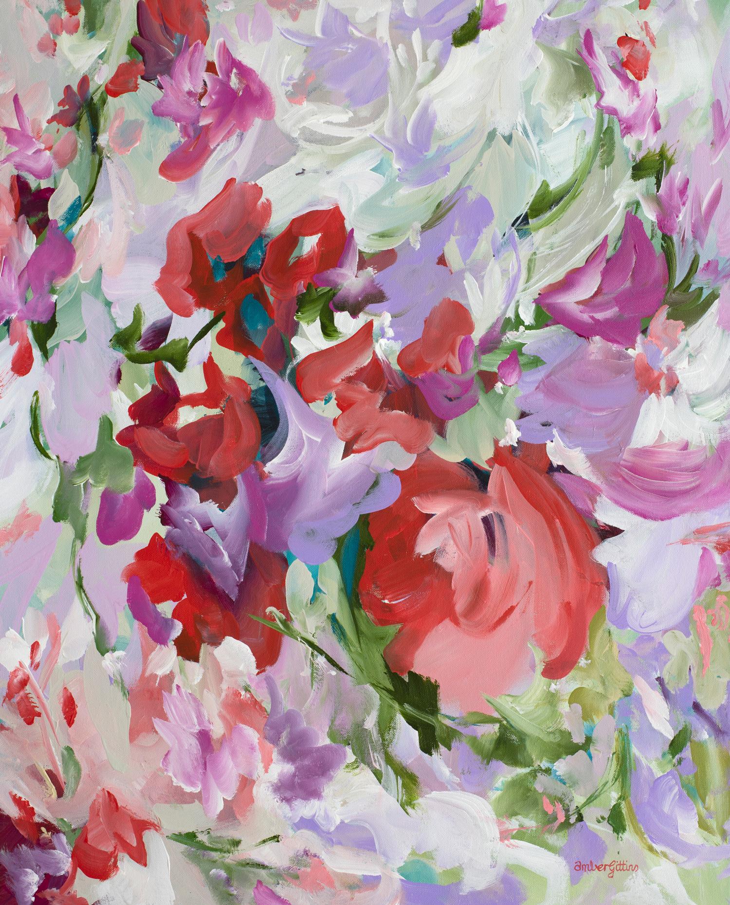 Pretty In Pink By Amber Gittins