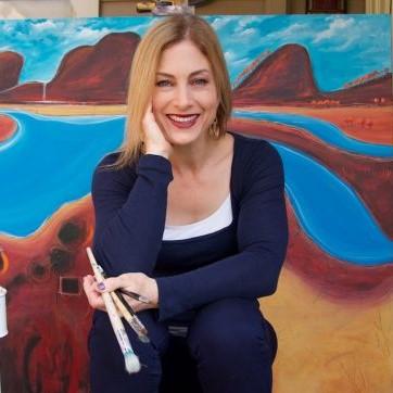 Tania Chanter After The Rain Painter 600x400