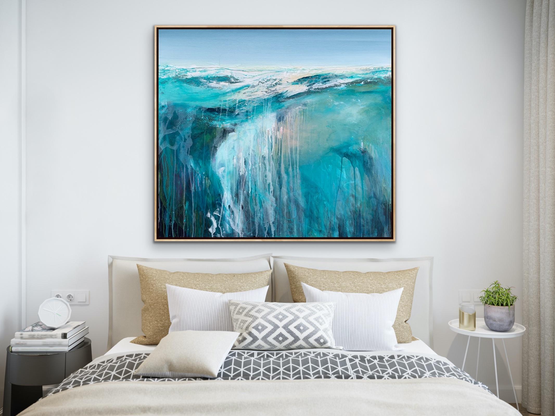 Turquoise Tide Tania Chanter.inroom