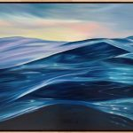 Love and Light – Ocean Abstract