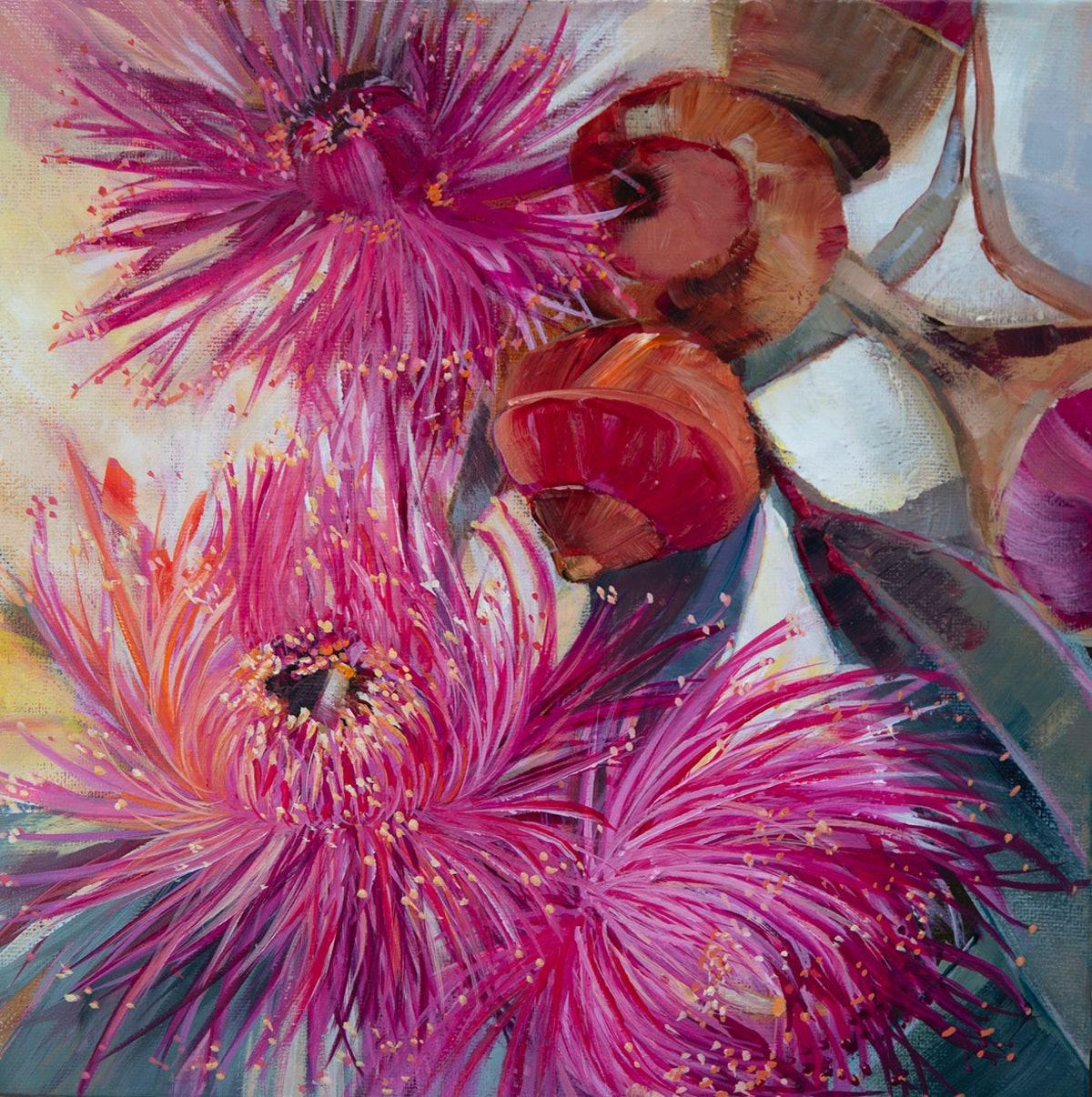 Gosia Orzechowska Vivid Pink Bluethumb 2ccf