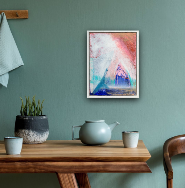 Jane Hoggard Artist Abstract Paintings Art Lovers Australia