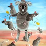 The Jumping Mice – Koala, Marsupial Mouse