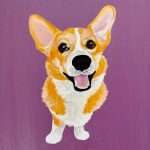 Mortimer the Corgi