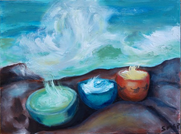 3 Bowls Of Weather Susannah Paterson