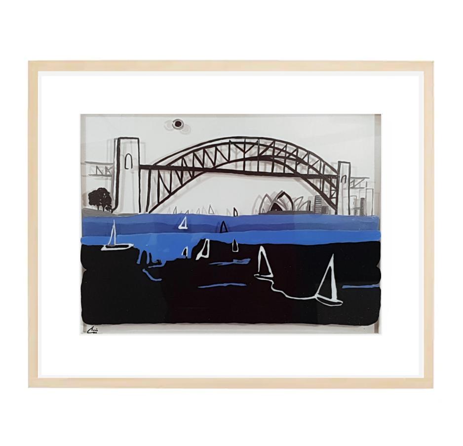 3 Dimension Sydney Harbour V1