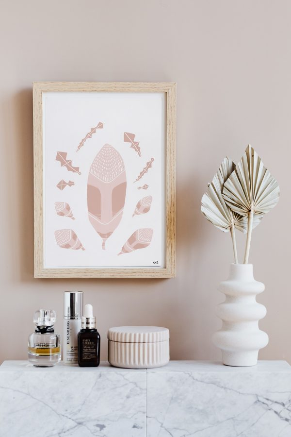Banksia Blush 3