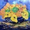 Blue Vase Geoff Hargraves