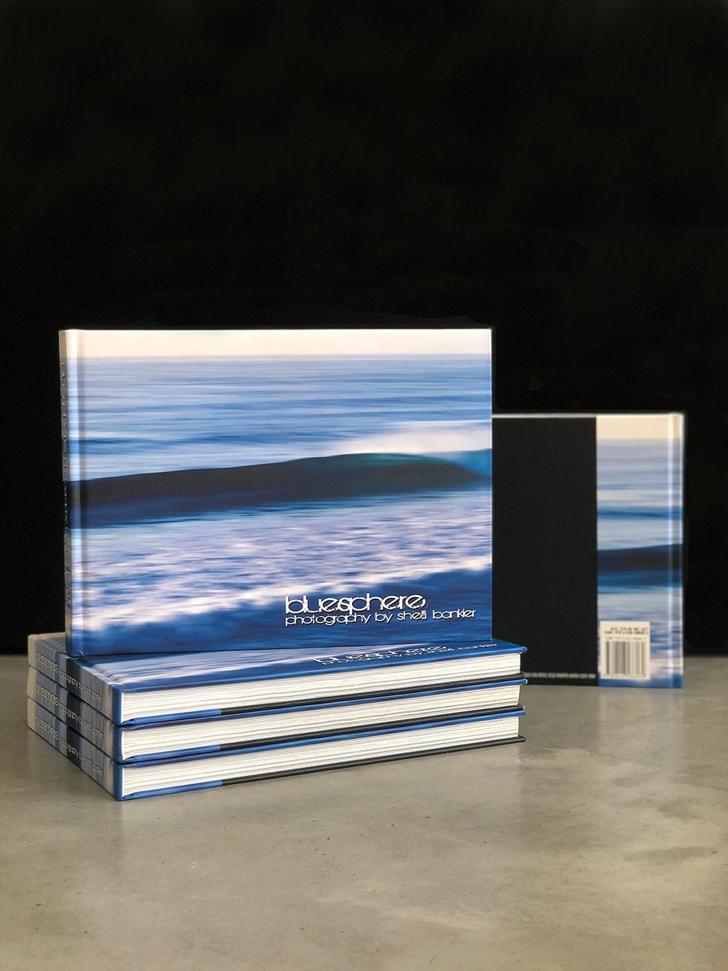 Bluesphere Book (c) Shell Bankier Bluesphere.photography