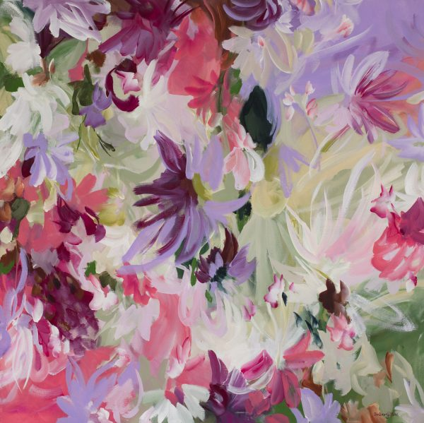 Candy Blooms By Amber Gittins