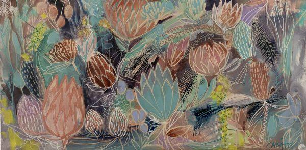 Carita Farrer Spencer Tanja In Dream 50x100