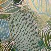 Carita Farrer Spencer Tanja In Green 50x100 Detail2