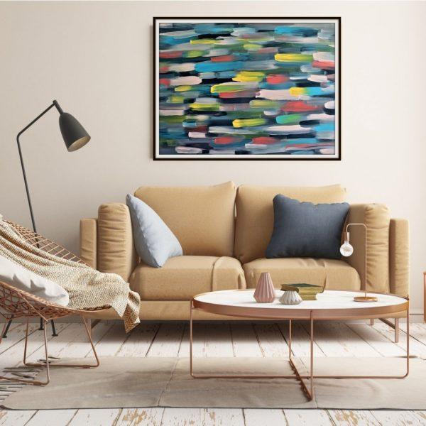Drumbeat Heart Insitu Living Room 2