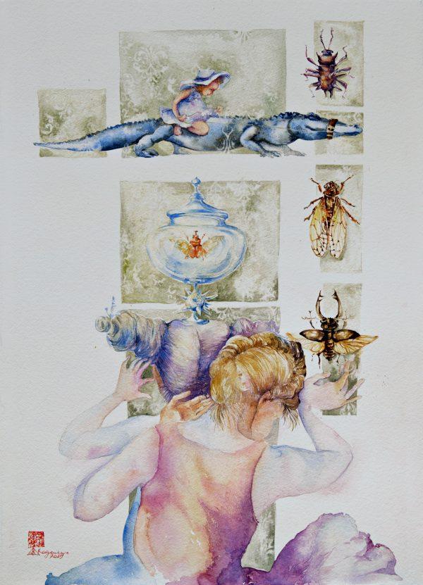 Entomology Larissarogacheva