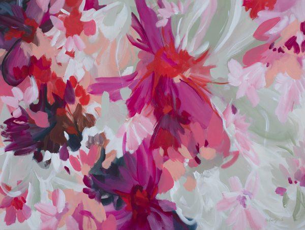 Floral Crush By Amber Gittins