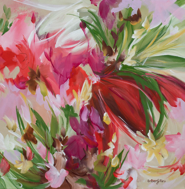 Garden Blooms By Floral Artist Amber Gittins