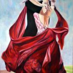 Beautiful Latin dancing