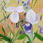 Playful Irises