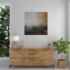 Ivona Radic Timeless 56x56 Abstract Landscape Insitu Living Room