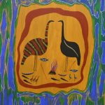 John Williams ~ Emu and Turkey No 9997C11-15
