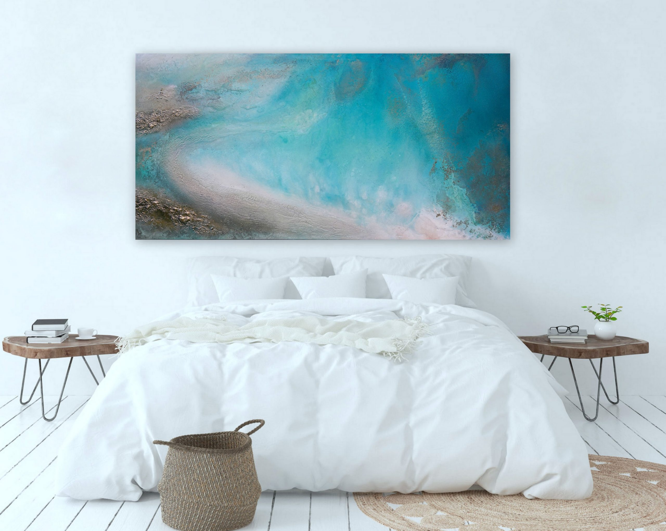 Large Abstract Wall Art By Petra Meikle De Vlas2