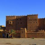 The Taourirt Kasbah, Ouarzazate, Morocco – Ltd Ed Print