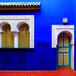 The Famous Majorelle Garden, Marrakesh, Morocco – Ltd Ed Print