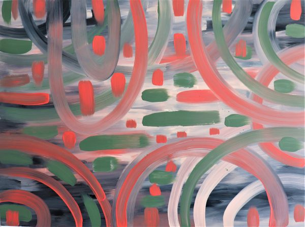 Peaceful Heart Karen Fourie Original Art 100x60cm