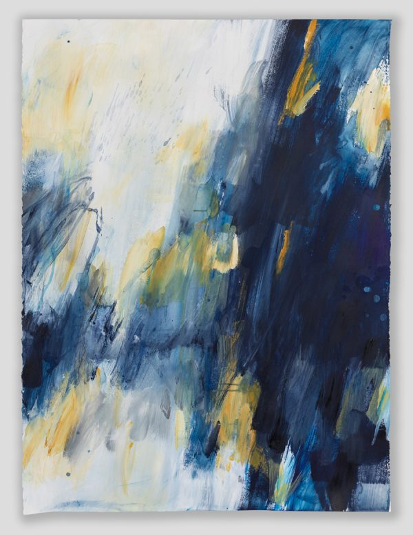 Rachel Prince Abstract Landscapewop3 01 50.8cmx76.2cm Acrylic On Canvas $550 Quiet Reflection Series 2020