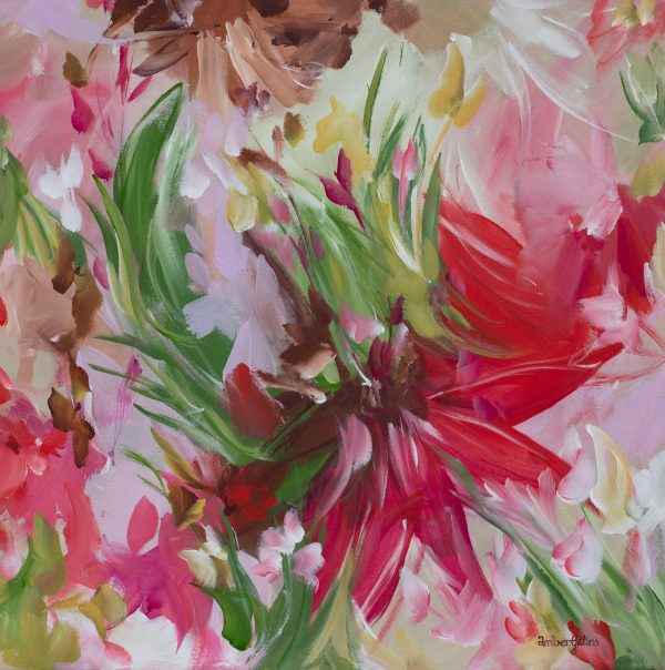Romantic Blooms 2 By Amber Gittins