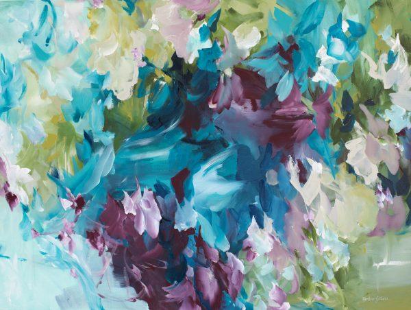 Springtime Love By Amber Gittins Artist