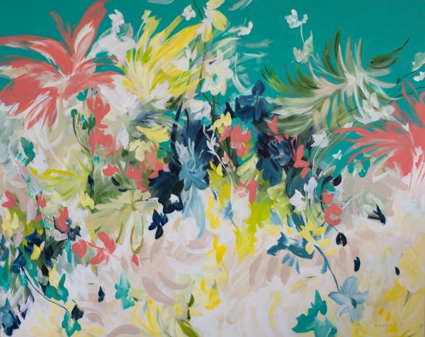 Summertime Blooms By Amber Gittins
