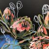 Sunset Protea Detail 11
